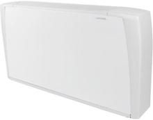 Eveco fläktkonvektor 230 V, 5,1 kW/+50°C framtemp.