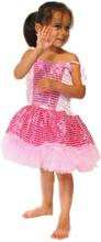Minisa - Dress Prinsessa Disco Pink - Large