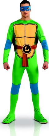Leonardo Teenage Mutant Ninja Turtles - kostume voksen - Vegaoo.dk