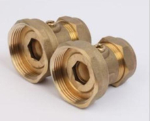 Kulavstängningsventil G40x22 mm för cirkulationspumpar,