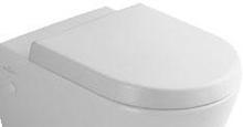 Villeroy & Boch Subway Toalettsits, m/Quick release, m/Softclose, Vit