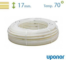 Wirsbo Uponor PePex 17 mm - 60 m - 6 bar/70°C