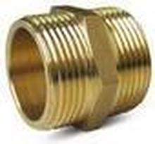 Metall Sexkantsnippel G32