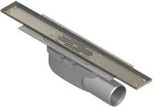 Purus Line för klinkergolv, 50 mm gavelutlopp - 1200 mm