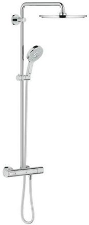 Grohe Rainshower 310 takduschsystem m/termostat - krom