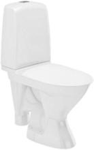 Ifö Spira 6270 toalett m/mjuksits och enkelspolning, utan spolkant