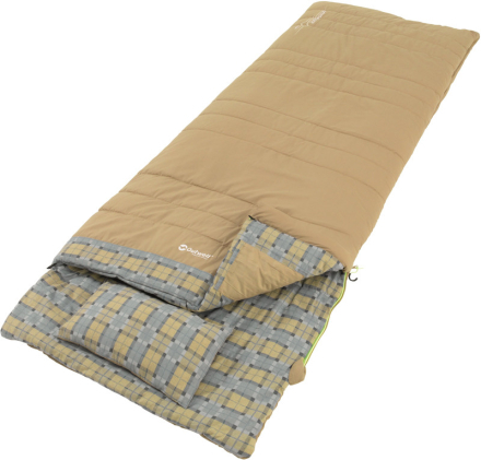 Outwell Commodore Sleeping Bag Left Zipper 2019 Sovsäck