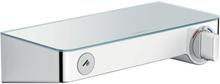 Hansgrohe ShowerTablet Select duschblandare med termostat, 150 cc (till väggdosa) - Krom