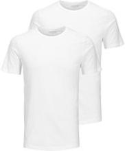JACK & JONES 2-pack Med T-shirt Man White