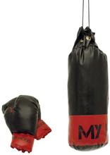 My Hood - Boxsäck Med Handskar - 1 Kg