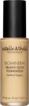 Köp Estelle & Thild Fresh BioMineral Healthy Glow Foundation, 115 30 ml estelle & thild Foundation fraktfritt