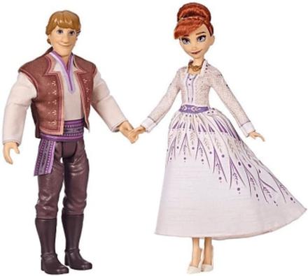 Hasbro Disney, Frozen 2 / Frost 2 - Anna & Kristoffer