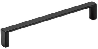 Gustavsberg svart handtag H4, cc 160 mm - bredd: 168 mm