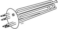 Nibe Elpatron AA23-5 0,8-2,0 kW