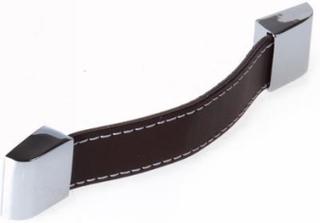 Noro Trend handtag cc 160 mm - brun/krom