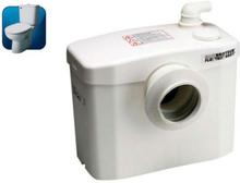 Saniflo avloppspump - perfekt till golvstående toalett