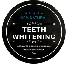 Tandblegning Activated Organic Charcoal 30 g
