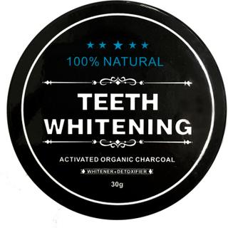 Tandblekning Activated Organic Charcoal 30 g