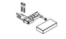 Damixa G Type V3.0 Rep.set handtag kall komplett S.72
