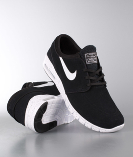 Nike Sko Stefan Janoski Max Leather