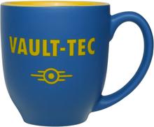 Fallout - Vault-Tec -Kopp - blå, gul