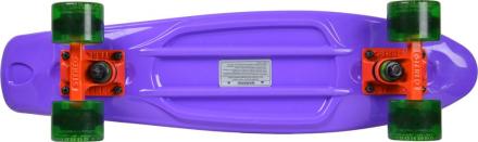 Stereo Vinyls Cruiser Board - Lilla