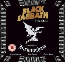 Black Sabbath - The end (Live in Birmingham) - DVD - multicolor