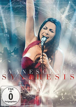 Evanescence - Synthesis live (Live at the Grand Theater at Foxwoods, Mashantucket) - DVD - multicolor