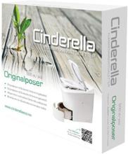 Cinderella original papprspåsar till Comfort, Classic och Gas, 500 st/förpackning