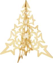 Georg Jensen 2021 gull juletre, liten