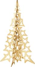 Georg Jensen 2021 gull juletre, stor