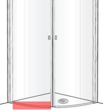 IDO golvtätningslist 1 m