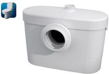 Saniflo SaniAccess 1 malpump för golvstående toalett med p-lås