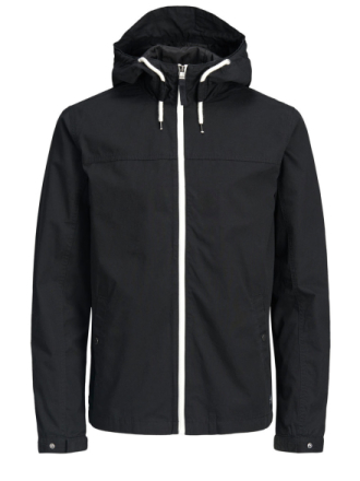 JACK & JONES Lightweight Jacket Men Black
