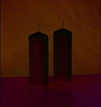 Blockljus - olika storlekar