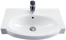 IDO tvättställ Plus 11131 56x43.5 cm m/Kranhål m/Bräddavlopp