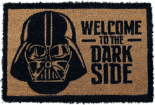 Star Wars - Welcome To The Dark Side -Dørmatte - flerfarget