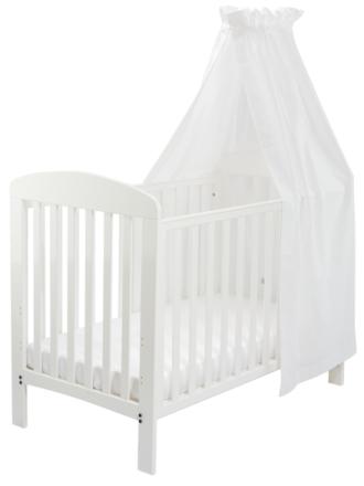 Sänghimmel, Satin Stripe, Babydan