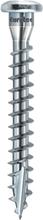Beslagskrue Eurotec - 5,0 mm - 5,0 x 35 - 250 stk.