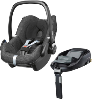 Babyskydd Maxi-Cosi Pebble Plus Triangle Black