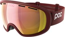 POC Fovea Clarity Goggles lactose red/spektris rose gold 2018 Skidglasögon & Goggles
