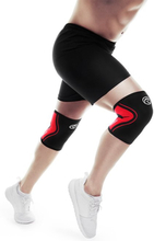Rx Knee 3mm, Red