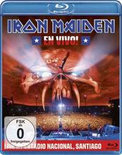 Iron Maiden - En vivo - Blu-ray - multicolor