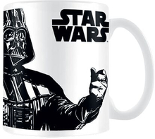Star Wars - You underestimate the Power of coffee -Kopp - hvit