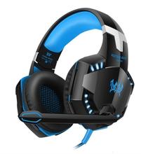 eStore G2000 Pro Gaming Headset - Blå