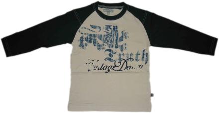 T-shirt pearl grey - Minymo