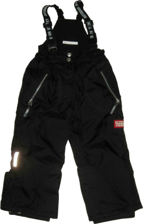 Skibukser sorte Harder - Ticket To Heaven