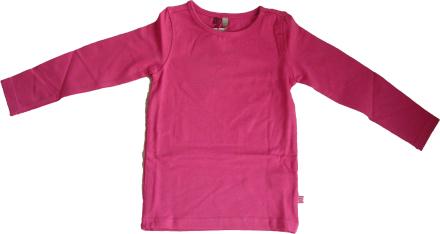 T-shirt langærmet super pink - Fransa kids