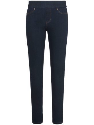 Dra på-jeans, modell Sienna pull on legging från LIVERPOOL denim