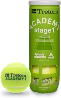 Tretorn Academy Green Stage 1. 1 rør